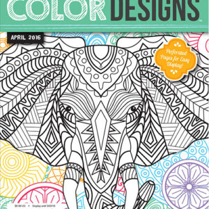 Inspiring Color Designs April 2016