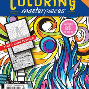 Coloring Masterpieces June 2016