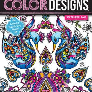 Inspiring Color Designs September 2016