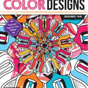 Inspiring Color Designs December 2016