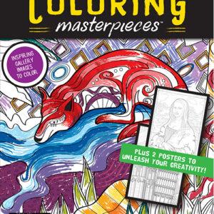 Coloring Masterpieces December 2016